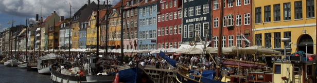 Picture of Nyhavn, Copenhagen
